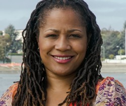 Lynette Gibson McElhaney.