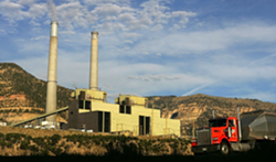 Pacificorp's Huntington Power Plant purchases coal from Bowie Resource Partners.