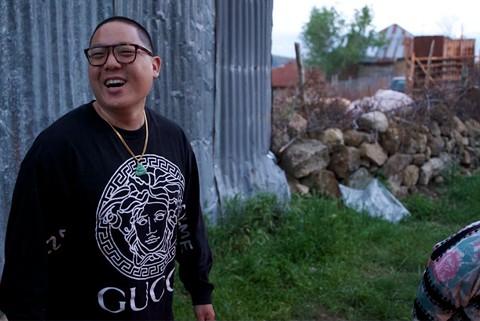 Eddie Huang. - EMERSON JACO