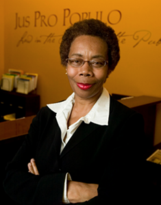 City Attorney Barbara Parker. - CITY OF OAKLAND
