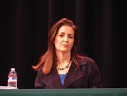 Oakland Mayor Libby Schaaf.