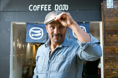 Red Bay Coffee's Keba Konte - BERT JOHNSON/FILE PHOTO