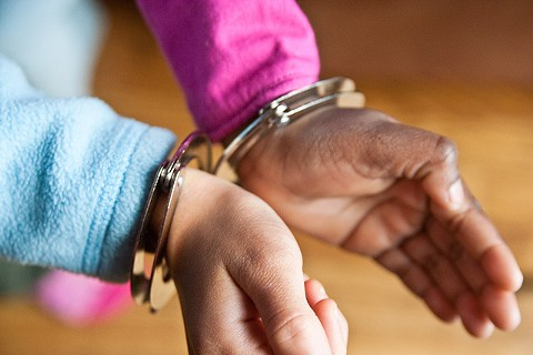 About 800 California children were arrested on felony marijuana charges in 2015 — down from over 2,000 kids several years ago.