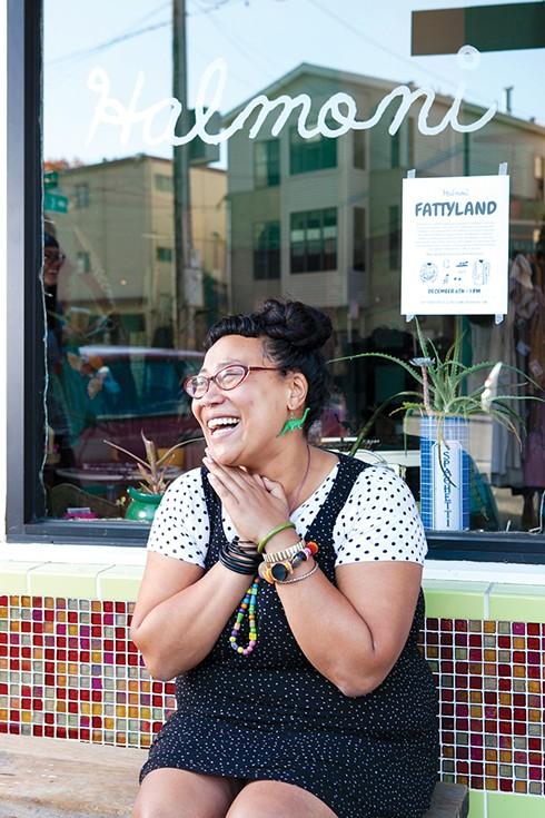 Natasha Harden, the creator of Best Body Positive Event: Fattyland. - PHOTO BY BERT JOHNSON/FILE