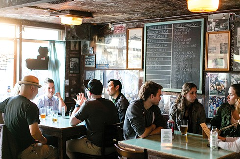 Best Dive Bar with an Address Change: The Kingfish Pub & Cafe. - PHOTO BY ANDRIA LO