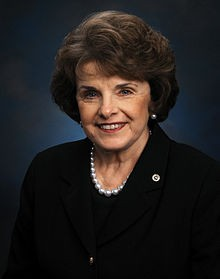"Time is not on her side: ""DINO"" Sen. Dianne Feinstein"