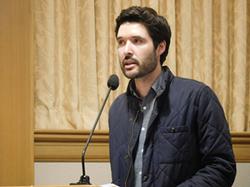 Matt Cagle of the ACLU Northern California.