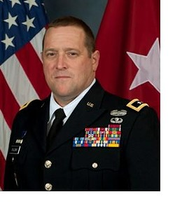 Major General David Baldwin. - COURTESY OF THE CALIFORNIA NATIONAL GUARD
