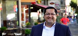 Berkeley Mayor-elect Jesse Arreguin. - COURTESY JESSE ARREGUIN