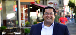 Berkeley Mayor-elect Jesse Arreguin. - COURTESY JESSE ARREGUIN