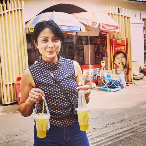 Nyum Bai chef-owner Nite Yun is bringing Cambodian street food to an Emeryville food court - NITE YUN