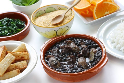 Feijoada, with all the proper accoutrements. - PAULISTA (VIA FACEBOOK).