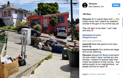 An interaction between Edebiri and some of the E. 29th Street neighbors on Instagram. - INSTAGRAM.COM