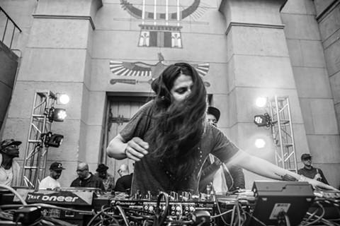DJ Dave Nada - TONY VELOZ