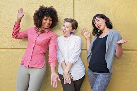 The women behind Mamacita Café. - COURTESY OF MAMACITA CAFÉ
