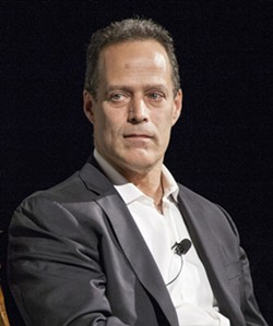 Filmmaker Sebastian Junger. - PHOTO COURTESY OF MARK K. UPDEGROVE AND SEBASTIAN JUNGER