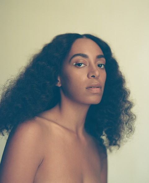 Solange performs at the Greek Theatre in Berkeley on Friday, Oct. 20. - IMAGE COURTESY OF SOLANGE KNOWLES