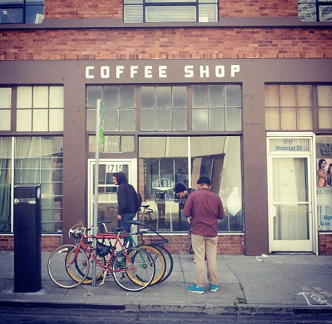 This particular storefront will be no more. - PHOTO COURTESY OF COLOSO COFFEE