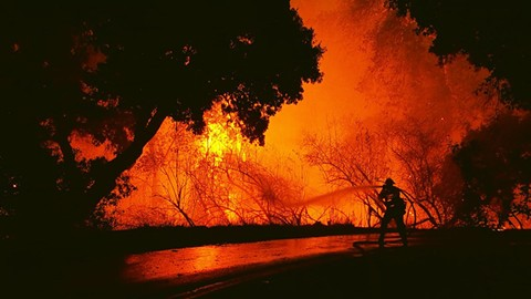 PHOTO COURTESY OF CAL-FIRE