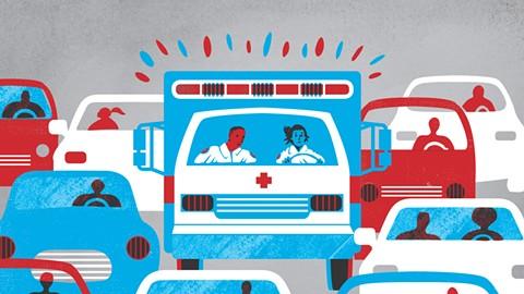 Surviving in the Hospital Desert