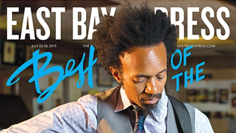 Best of the East Bay 2015