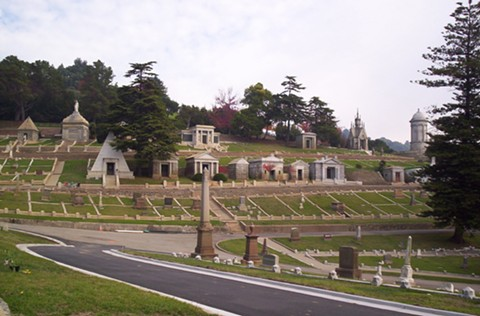 The Cemetery-Park: Mountain View Cemetery in Oakland is Also a Killer Spot to Jog