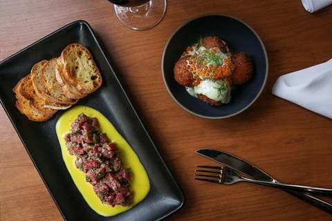 The Wolf in Oakland Modernizes a Cal-Cuisine Legend