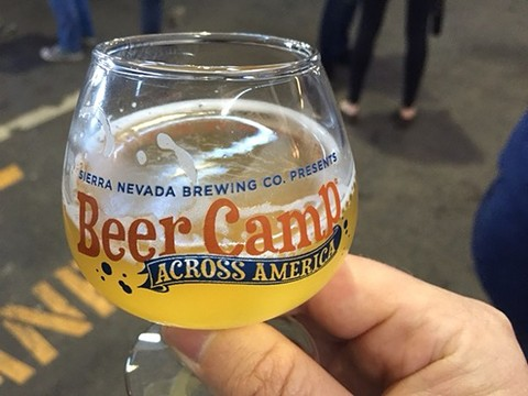 Sierra Nevada's Beer Camp Returns To The Bay On June 3