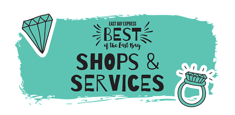 Best of the East Bay 2017: Shopping & Services