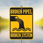 Broken Pipes, Broken System
