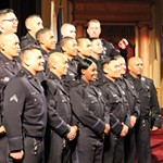 Black and Female Recruits Missing from Latest Oakland Police Academy