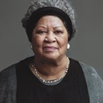 Toni Morrison Paints It Black