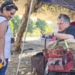Homeless Crackdown by Caltrans Sparks Dialogue in Berkeley