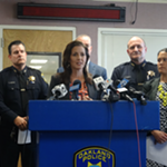 High-Level City Staff Knew of Police Sex Crimes Months Before Oakland Mayor Says She Was Informed