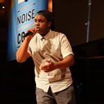 Youth Speaks Teen Poetry Slam At Nourse Theater and SoleSpace