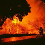 Monday's Briefing: NorCal Fires May Be Contained This Week; Bay Area Air Quality Bad Again Today