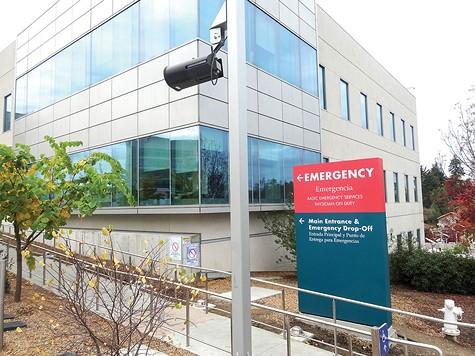 Highland Hospital Surveillance Stirs Concerns