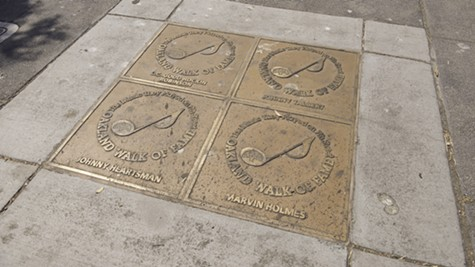 Hope for the Blues Walk of Fame