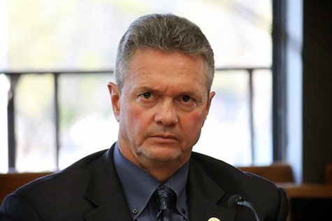 Alameda County Sheriff Gregory Ahern maintains the reforms approved Tuesday by the Board of Supervisors will mean the loss of a $5.5 million federal grant for Urban Shield.