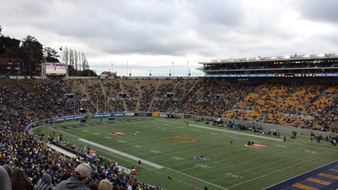 A Cal student made the accusations against the Cal football team in a Facebook posting.