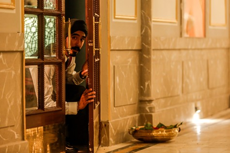 Dev Patel Plays a deadly game of hide and seek in Hotel Mumbai
