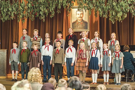 The Little Comrade looks at life in the Soviet Bloc after World War II.