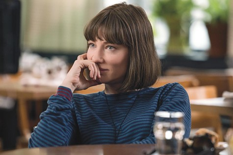 Cate Blanchett is the title deranged visionary in Where'd You Go Bernadette