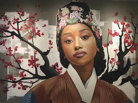 See this mural by Christian Chanyang Shim at Wrecking Ball.