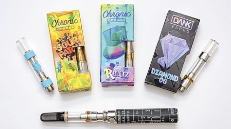 These vapes were the sources of illness in New York.