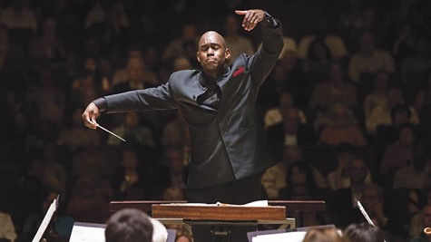 New Berkeley Symphony Music Director Joseph Young.
