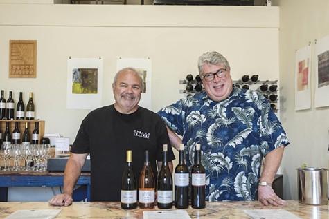 Bob Rawson and Fred Dick are closing Urbano Cellars.