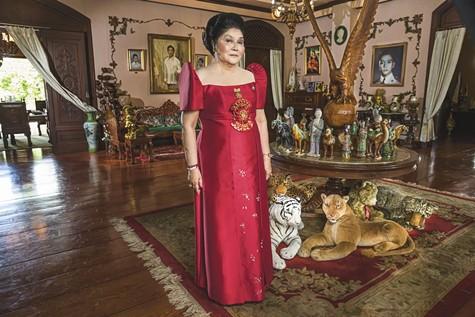The Kingmaker, Imelda Marcos.