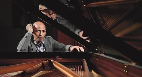 Edward Simon expects the Venezuelan diaspora to yield music.
