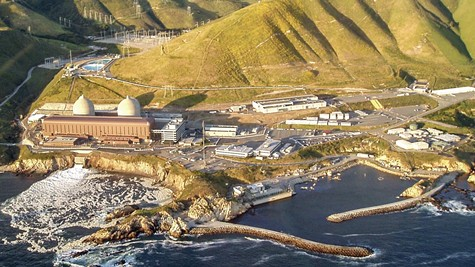 The gift that keeps on giving: Diablo Canyon.